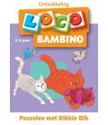 Loco bambino boek Dikkie Dik