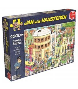 Jumbo Jan van haasteren de ontsnapping /escape 2000 stukjes