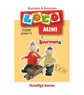 Loco mini boek Buurman en buurman