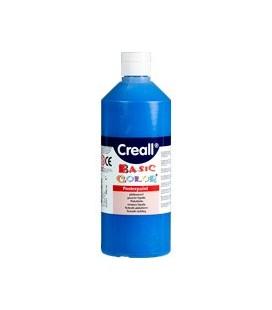 Plakkaat verf blauw 500 ml