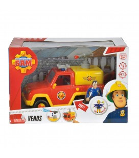 Brandweerman Sam brandweer jeep Venus