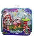 Enchantimals Fanci Flamingo speelset verjaardags partij