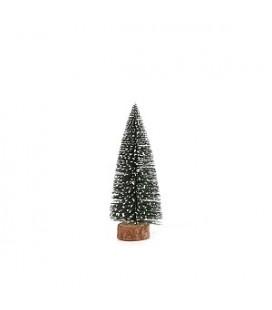 Countryfield kerstboom 7x7x17 cm groen