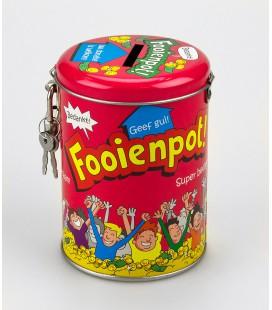 Spaarpot Fooien