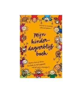 Mijn kinderdagverblijfboek