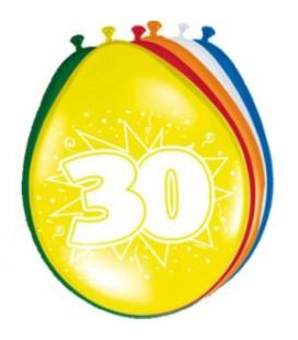 Cijferballon 30 jaar