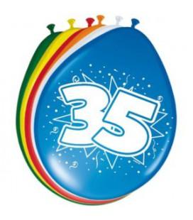 Cijferballon 35 jaar