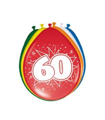 Cijferballon 60