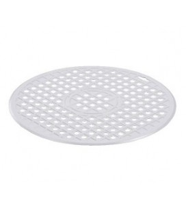 Curver gootsteen mat rond 33 cm wit