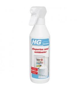 HG diepvries snel ontdooier/ ijs eenvoudig en supersnel verwijderd