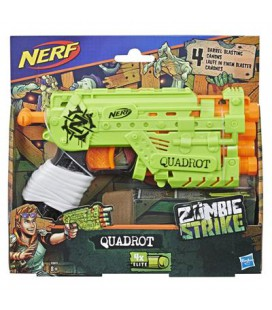 nerf Zombi strike Quadrot