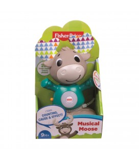Fisher Price linkimals muzikale rendier