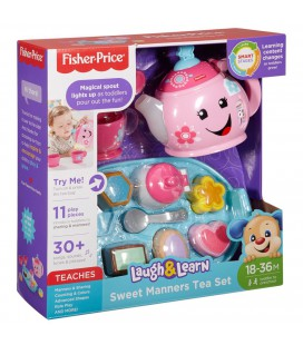 Fisher price thee servies leerplezier NL