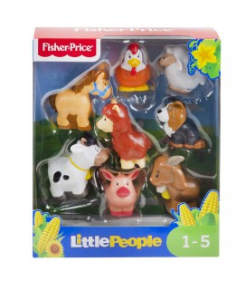 Fisher price little people figuur 8 pack assorti