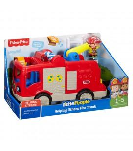 Fisher price grote brandweer auto NL