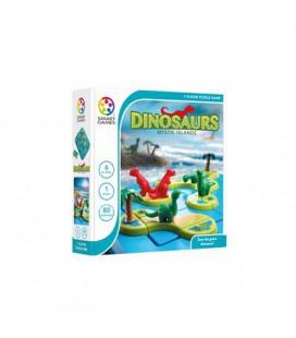 Spel Smartgames Dinosaurus mystrieuze eilanden