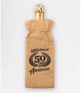 Bottle gift bag -  18 jaar
