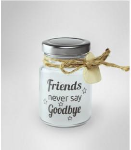 Little star light - friends never say goodbye