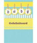 Neutraal baby kaartje